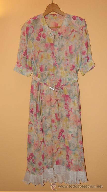61bebcfa7 vestido de señora para verano con estampado de - Comprar Moda ...