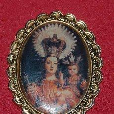Antigüedades: APLIQUE MARIA AUXILIADORA. Lote 49621550