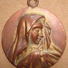 Antigüedades: MEDALLA RELIGIOSA. Lote 49668749