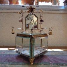 Antigüedades: ALHAJERO DE NOVIA SXIX. Lote 55224746