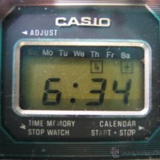 Relojes - Casio: RELOJ DIGITAL CASIO. FUNCIONA. Lote 49702021