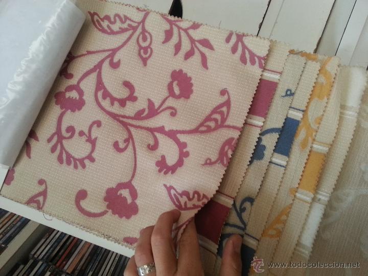 Antigüedades: TELA -MONTERO FORNET ESPECTACULARES MUESTRARIOS DE TELAS IDEAL telas patchwork GRAN CALIDAD PERFECTO - Foto 6 - 49724745