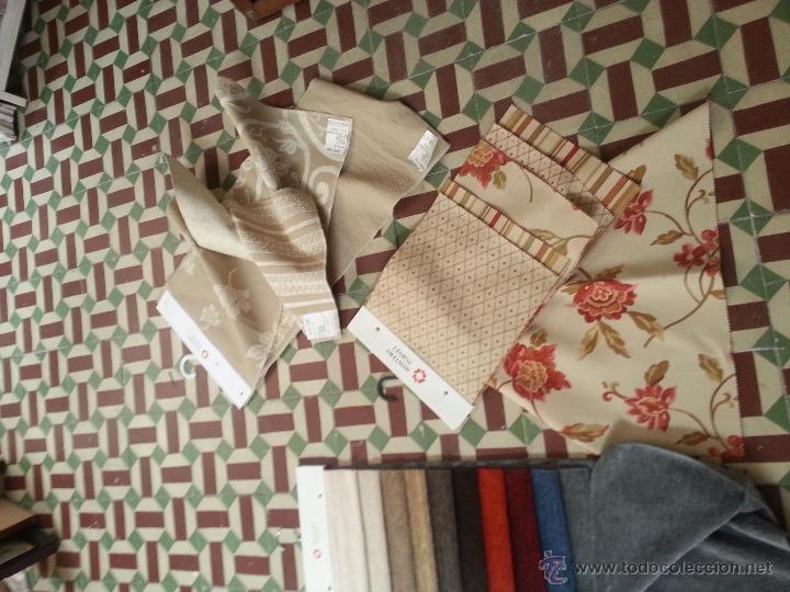 Antigüedades: TELA -MONTERO FORNET ESPECTACULARES MUESTRARIOS DE TELAS IDEAL telas patchwork GRAN CALIDAD PERFECTO - Foto 12 - 49724745