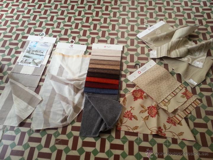 Antigüedades: TELA -MONTERO FORNET ESPECTACULARES MUESTRARIOS DE TELAS IDEAL telas patchwork GRAN CALIDAD PERFECTO - Foto 13 - 49724745