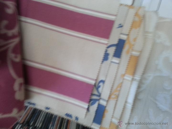 Antigüedades: TELA -MONTERO FORNET ESPECTACULARES MUESTRARIOS DE TELAS IDEAL telas patchwork GRAN CALIDAD PERFECTO - Foto 14 - 49724745