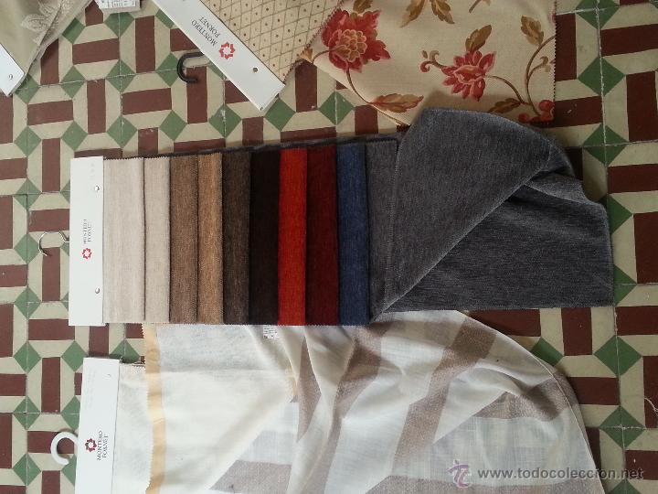 Antigüedades: TELA -MONTERO FORNET ESPECTACULARES MUESTRARIOS DE TELAS IDEAL telas patchwork GRAN CALIDAD PERFECTO - Foto 16 - 49724745