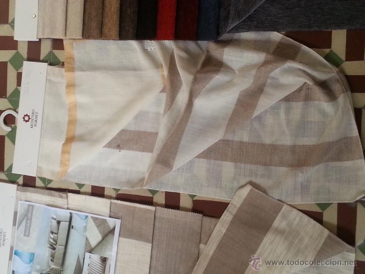 Antigüedades: TELA -MONTERO FORNET ESPECTACULARES MUESTRARIOS DE TELAS IDEAL telas patchwork GRAN CALIDAD PERFECTO - Foto 17 - 49724745