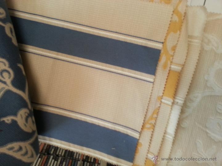 Antigüedades: TELA -MONTERO FORNET ESPECTACULARES MUESTRARIOS DE TELAS IDEAL telas patchwork GRAN CALIDAD PERFECTO - Foto 23 - 49724745