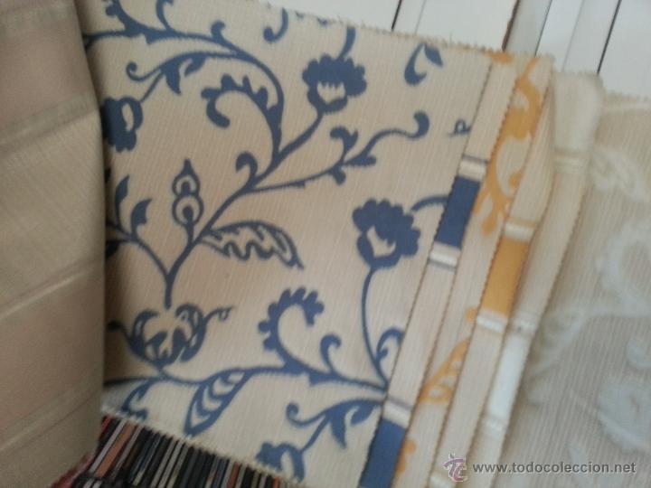 Antigüedades: TELA -MONTERO FORNET ESPECTACULARES MUESTRARIOS DE TELAS IDEAL telas patchwork GRAN CALIDAD PERFECTO - Foto 24 - 49724745