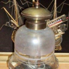 Antigüedades: ANTIGUA LAMPARA DE SOBREMESA. Lote 49728950