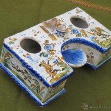 Antigüedades: ESCRIBANIA ANTIGUA DE TALAVERA DE LA REINA.. Lote 49739260