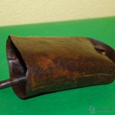 Antigüedades: CENCERRO DE METAL - CAMPANO - GANADO - GANADERÍA - CANTABRIA. Lote 49774620