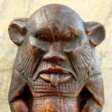 Antigüedades: FIGURA DE BARRO - REPRODUCCIÓN MUSEO COPENHAGUE - TERRACOTA - DINAMARCA - SOUVENIR - SELLADO. Lote 49787191