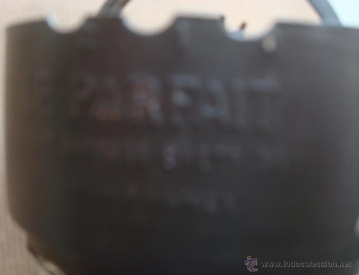 Antigüedades: ANTIGUA BATIDORA MANUAL ¨LE PARFAIT¨ FRANCESA - Foto 8 - 49849937
