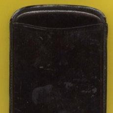 Antigüedades: PURERA CUERO VICTORIA. Lote 49870655