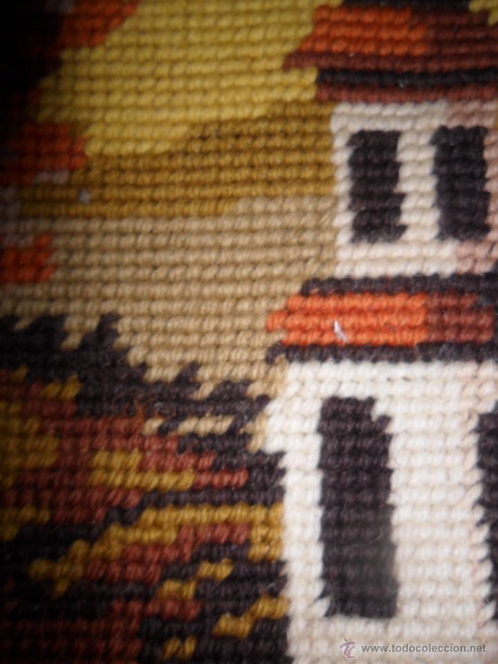 Antigüedades: Dos bordados enmarcados - Foto 8 - 49897906