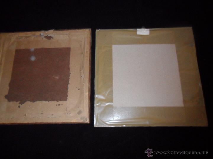 Antigüedades: Dos bordados enmarcados - Foto 9 - 49897906