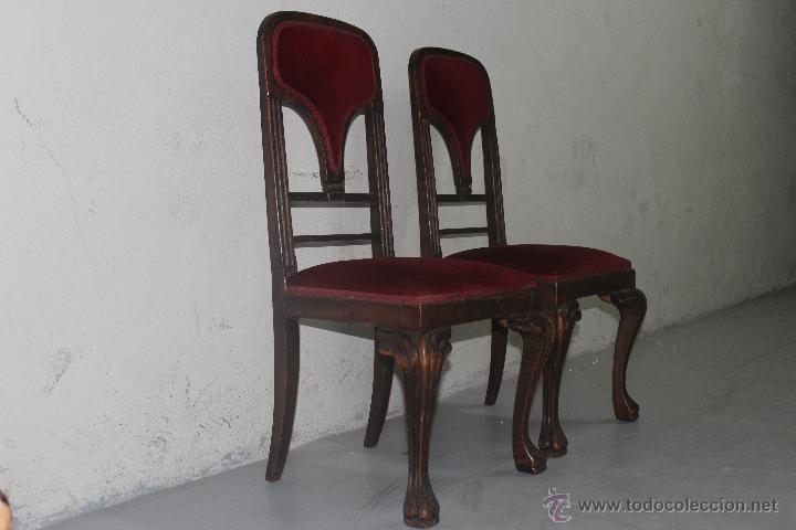 Sillas antiguas estilo chippendale comprar sillas - Sillas chippendale ...