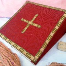 Antigüedades: BOLSA DE CORPORALES. ANTIGUA.. Lote 49910222