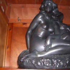 """Antigüedades: """"SERENIDAD RECOGIMIENTO"""": FIGURA DE PORCELANA DE LLADRÓ - SERIE LIMITADA - ESCULTOR SALVADOR DEBÓN. Lote 49927484"""