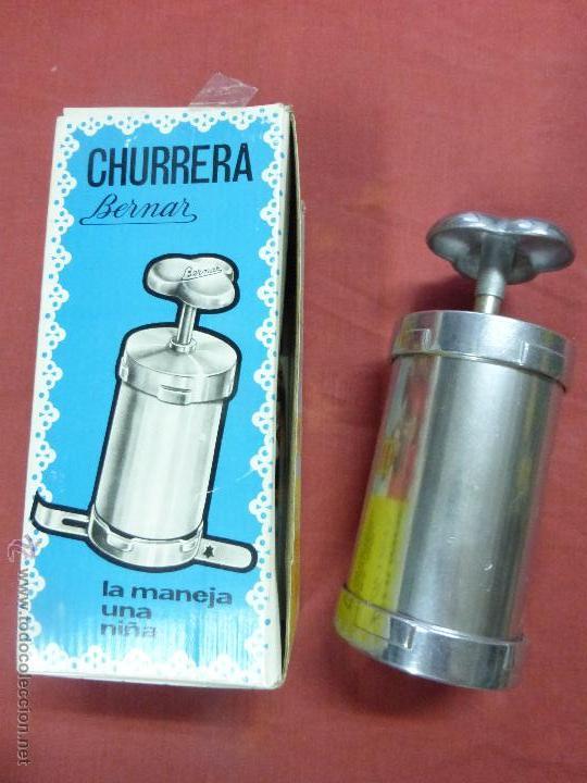 Churrera bernar original sin estrenar complet comprar for Utensilios del hogar