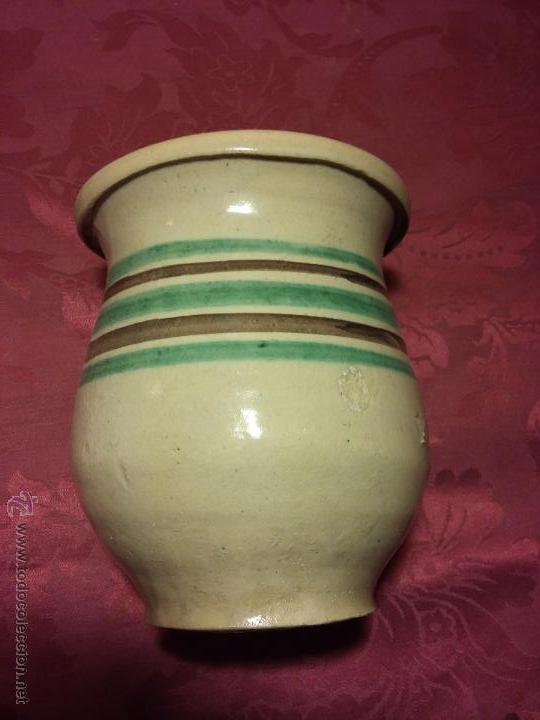 ANTIGUA ORZA DE LUCENA (Antigüedades - Porcelanas y Cerámicas - Lucena)