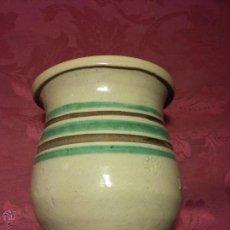 Antigüedades: ANTIGUA ORZA DE LUCENA. Lote 49961131