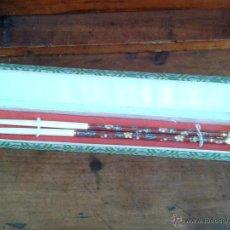 Antigüedades - palillos, pintado a mano - 49965918