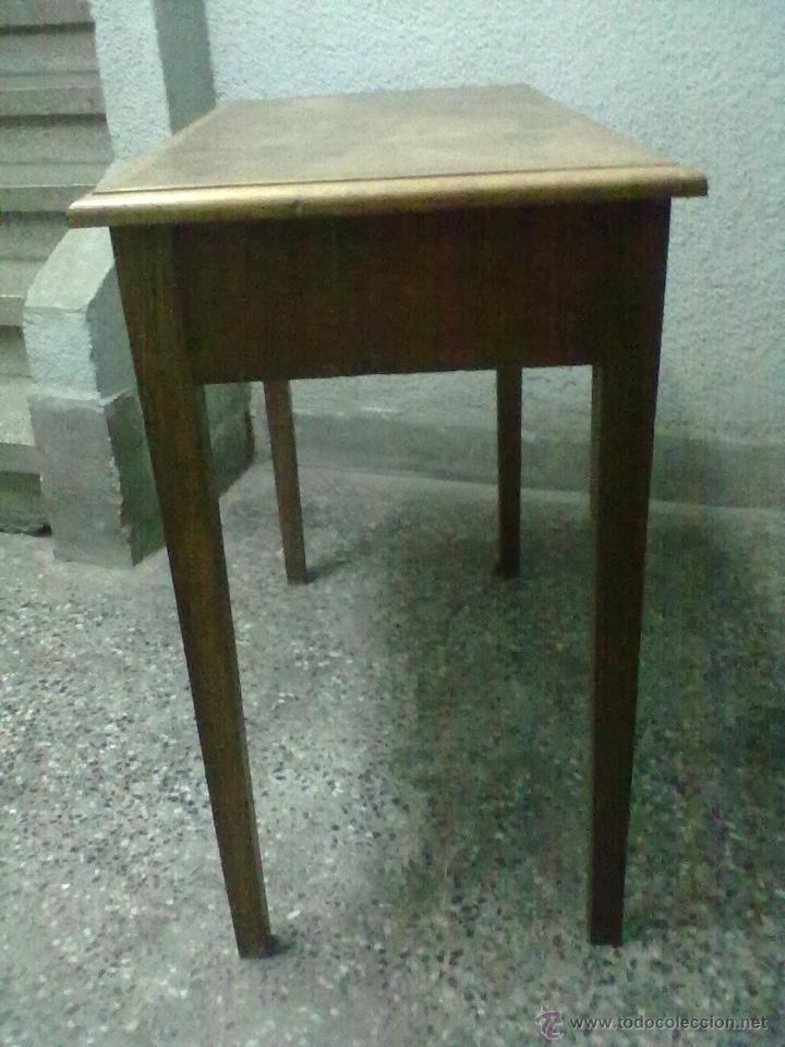 Antigüedades: MESA TOCADOR PARA RESTAURAR - Foto 4 - 49982257