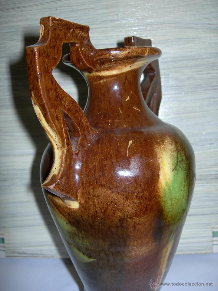 Antigüedades: INTERESSANT CERÀMICA NOUCENTISTA--MODERNISTA ?? .......ANYS 50´S...?? ESPARREGUERA?? - Foto 5 - 49986661