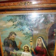 Antigüedades: CUADRO RELIGIOSO. Lote 50016957