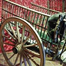 Antigüedades: CARRO DE BARAS. Lote 50024430