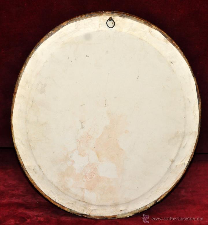 Antigüedades: SENSACIONAL RELICARIO CON 12 RELIQUIAS DE SANTOS DEL SIGLO XIX - Foto 18 - 50034040
