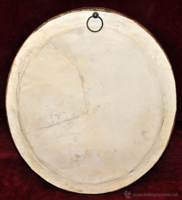Antigüedades: SENSACIONAL RELICARIO CON 12 RELIQUIAS DE SANTOS DEL SIGLO XIX - Foto 17 - 50034490