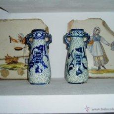 Antigüedades: LOZA ORNAMENTAL ESPAÑOLA PPIOS. S. XX. Lote 50050004