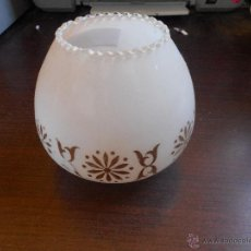Antigüedades: TULIPA MODERNISTA LAMPARA. Lote 50050611