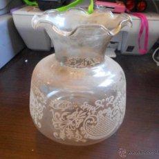 Antigüedades: TULIPA MODERNISTA LAMPARA. Lote 50050690