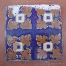 Antigüedades: AZULEJOS RAMOS REJANO (TRIANA). Lote 50058121