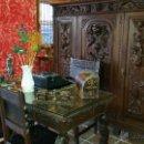Antigüedades: DESPACHO TALLADO. Lote 50058216