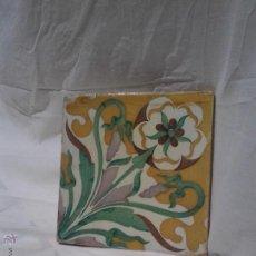 Antigüedades: AZULEJO MODERNISTA. Lote 50064723
