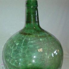 Antigüedades: GARRAFA O DAMAJUANA. Lote 50109045