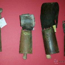 Antigüedades: COLECCION DE CENCERROS. Lote 50109654