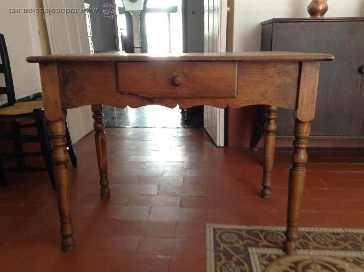 Antigua mesa de cocina - Vendido en Venta Directa - 54364872
