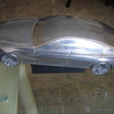 Antigüedades - Figura de coche BMW Concept CS en aluminio - 50129305