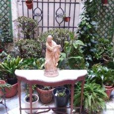 Antigüedades: GRAN VIRGEN INMACULADA , BOCETO BARRO COCIDO 52 CM VER FOTOS IDEAL SEMANA SANTA. Lote 50133267