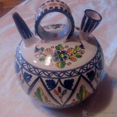 Antigüedades: BOTIJO DE LA CAL BARREIRA PUENTE 7. Lote 50152630