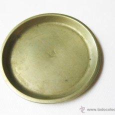 Antigüedades: PLATITO DE PLATA MENESES DE 7 CENTIMETROS DE DIAMETRO. Lote 50159276