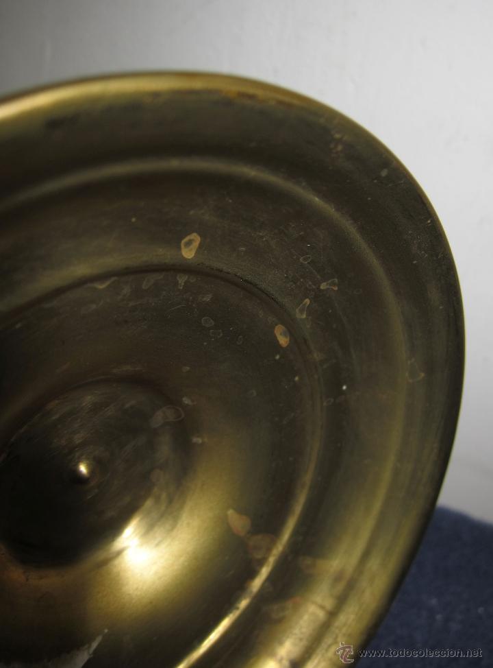 Antigüedades: JARRO DE OPALINA DECORADO CON FLORES. ALT. 23,5 CM. LA GRANJA, SIGLO XIX - Foto 5 - 50183330