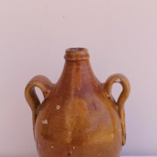 Antigüedades: BOTIJA DE AGUARDIENTE DE PRIEGO. Lote 50187143