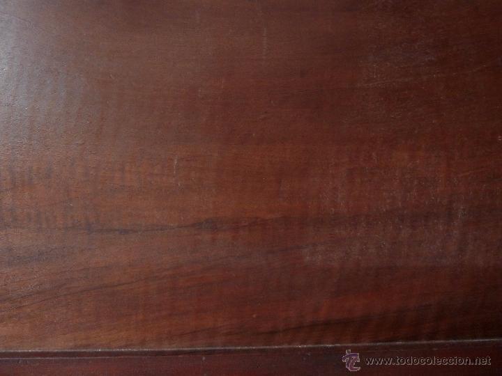 Antigüedades: CAMA ALFONSINA DE FINALES DEL S.XIX – COMPLETA – ANCHO 102 CM - Foto 16 - 50191409